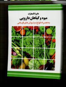 دایرةالمعارف میوه و گیاهان دارویی به همراه دم نوش گیاهی