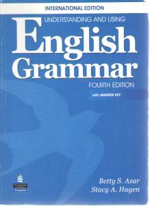 UNDERSTANDING AND USING ENGLISH GARAMMAR