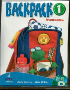 BACKPACK second Edition دوجلدی
