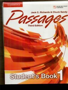 passages1 دوجلدی +CD