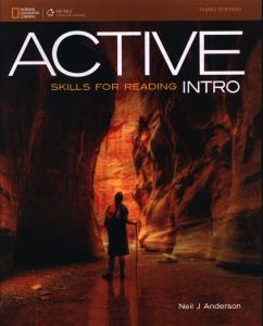 ACTIVE skills for reading intro اکتیو اینترو رحلی / وزیری