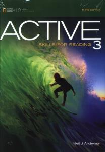 ACTIVE SKILLS FOR READING 3 +CD