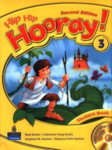 Hip Hip Hooray SB+WB 3+CD (دو جلدی)
