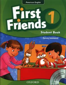 First Friends 1 SB+WB+CD