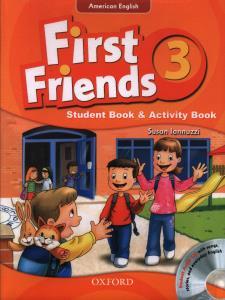first friends 3 SB+WB+CD (تک جلدی)