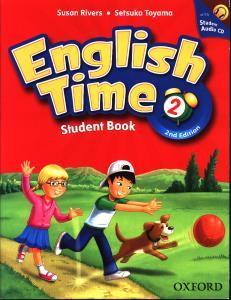 English Time 2 (دوجلدی+cd)