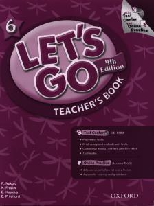 (LETS GO 6(TEACHERS BOOK