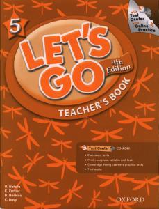 (LETS GO 5 (TEACHERS BOOK