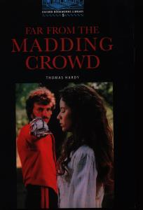 Far from the Madding Crowd (5)+CD