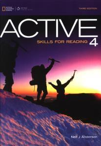 ACTIVE SKILLS FOR READING4 اکتیو اسکیلز فر ریدینگ 4