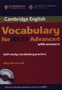 cambridge english vocabulary for IELTS advanced +cd