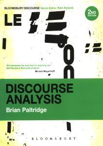 discourse analysis : an introduction