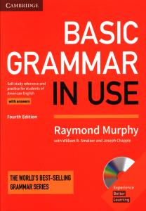BASIC GRAMMAR IN USE+CD