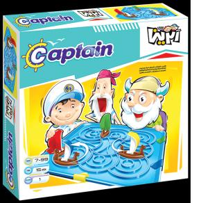 + Captain کاپیتان