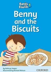 Benny and the Biscuits (READERS Family and Friends 1