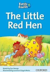 (The Little Red Hen (READERS Family and Friends1