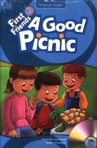 A Good Picnic (READERS First Friends 2)+cd