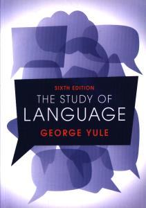the study of language د استادی سکوند لنگوییج ویراست ششم