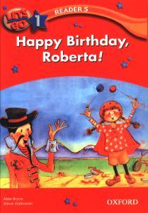 LETS GO1 READER 6 Happy Birthday Roberta