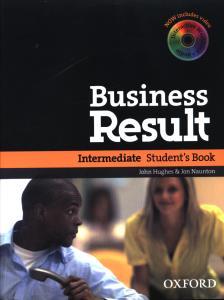 Business Result Intermediate Student s Book+ CD