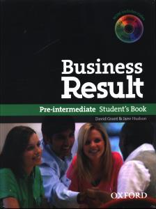 Business Result Pre intermediate Student s Book+ CD