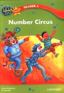 LETS GO LETS Begin READER 4 Number Circus
