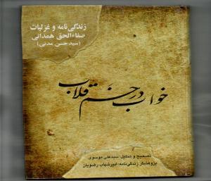 خواب در خم قلاب (زندگی نامه و غزلیات صفاء الحق همدانی)(سید حسن مدنی)