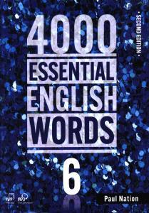 4000 ESSENTIAL ENGLISH WORDS جلد ششم + CD اسنشیال وردز