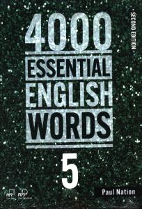 4000 ESSENTIAL ENGLISH WORDS جلد پنجم + CD