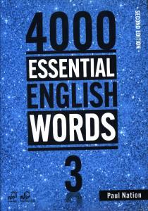 4000 ESSENTIAL ENGLISH WORDS جلد سوم + CD