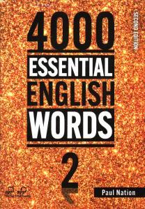 4000 ESSENTIAL ENGLISH WORDS جلد دوم + CD اسنشیال وردز