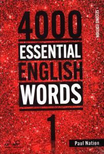 4000 ESSENTIAL ENGLISH WORDS جلد اول + CD