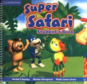سوپر سافاری super safari 3 CD +DVD دوجلدی