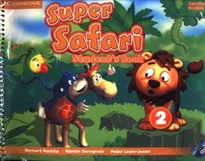 سوپر سافاری super safari 2 CD +DVD دوجلدی