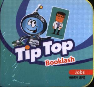 کتاب فومی Tip top BOOKlash jobs