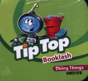 کتاب فومی Tip top BOOKlash Doing Things