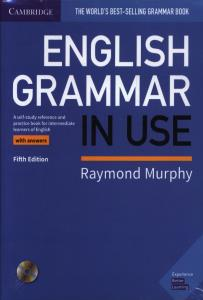 English Grammar in use Fifth EditionTHE WORLD S BEST -SELLING GRAMMAR BOOK FIFTH EDITION