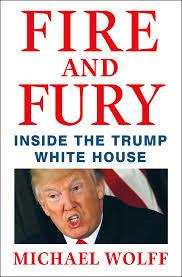 fire and fury. inside the trump  white house