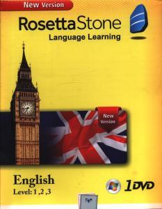 نرم افزار آموزش زبان انگلیسیrosetta stone