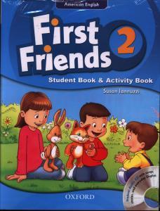 FIRST FRIENDS 2 (STUDENT BOOK ACTIVITY BOOK
