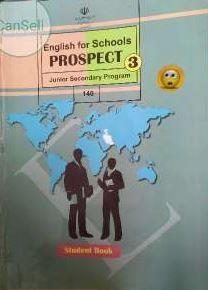 کتاب درسی english for schools prospect 3