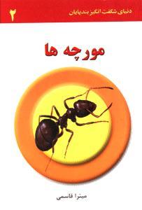 دنیای شگفت انگیز بندپایان2 مورچه ها