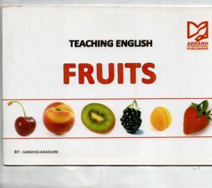 TEACHING ENGLISH FRUITS