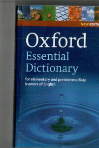 Oxford Essential Dictionary+CD