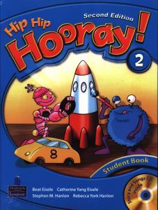 Hip Hip Hooray 2+CD (دو جلدی)