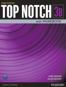 TOP NOTCH 3B With WorkBook