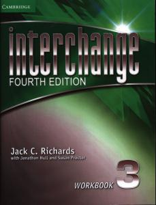 دوجلدی interchange 3 fourth edition