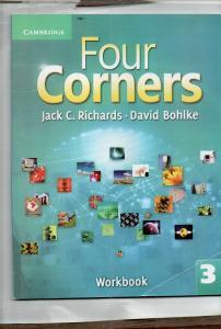 four Corners work Book 3+CD