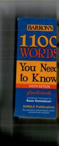1100 واژه که باید بدانید1100WORDS You Need to Know