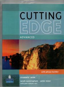 CUTTINC EDGE ADVANCED WITH PHRASE BUILDER